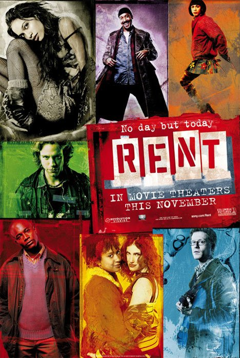 Rent Poster #1