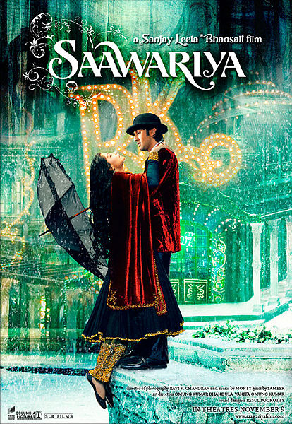 Saawariya Poster