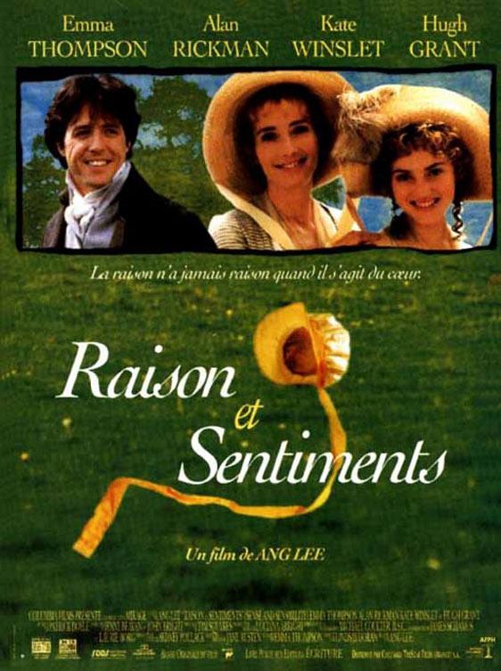 Sense and Sensibility Poster #2
