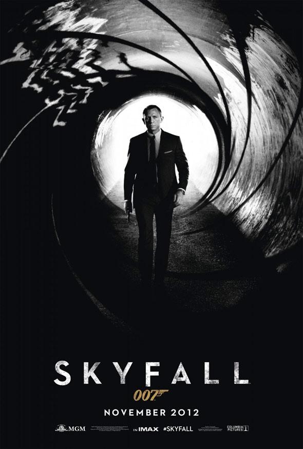 Skyfall Poster #2