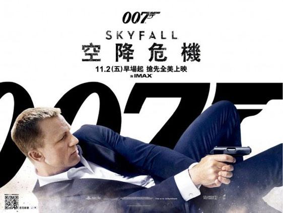Skyfall Poster #8