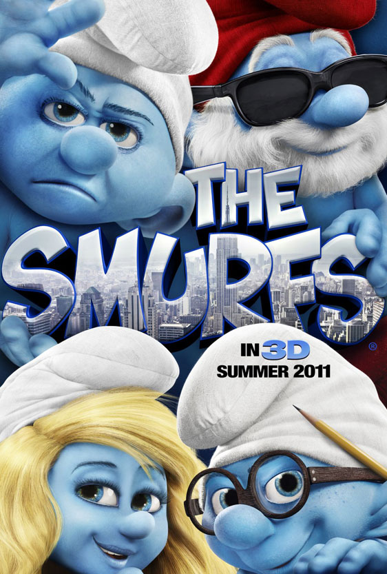 The Smurfs Poster #11