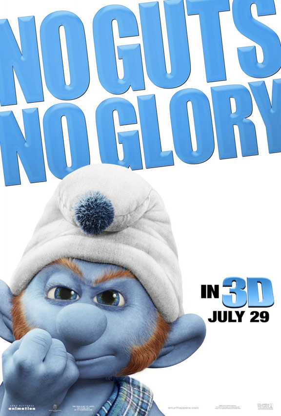 The Smurfs Poster #5
