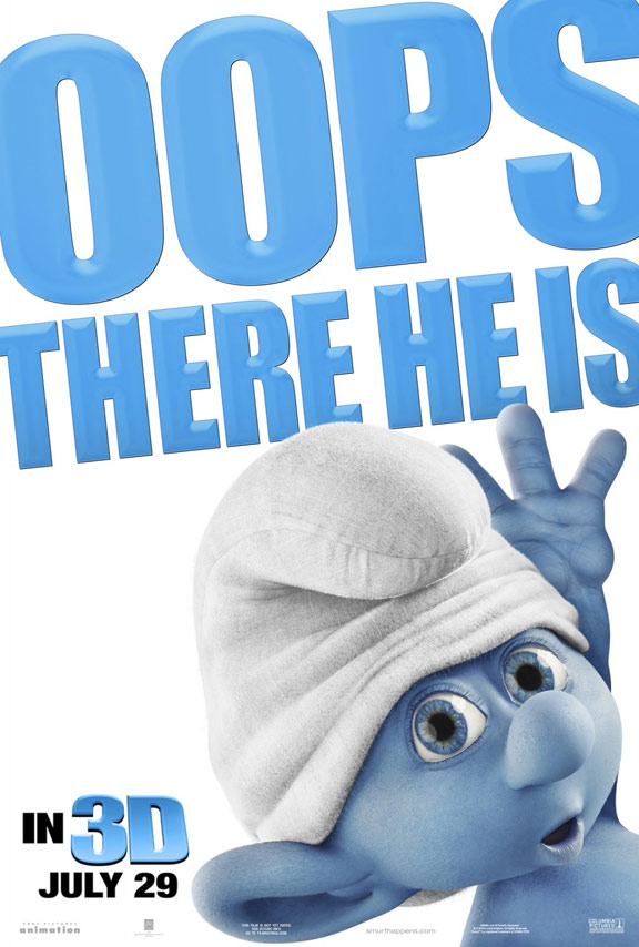The Smurfs Poster #7