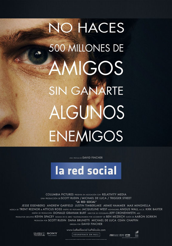 The Social Network Poster #2