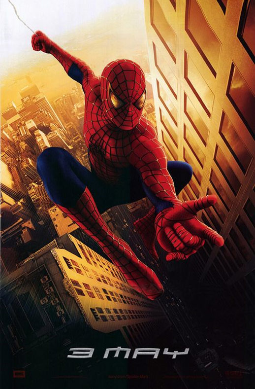 Spider-Man Poster #3