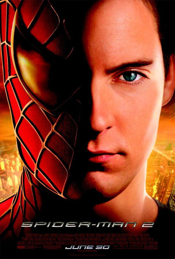 Spider-Man 2 Poster #5