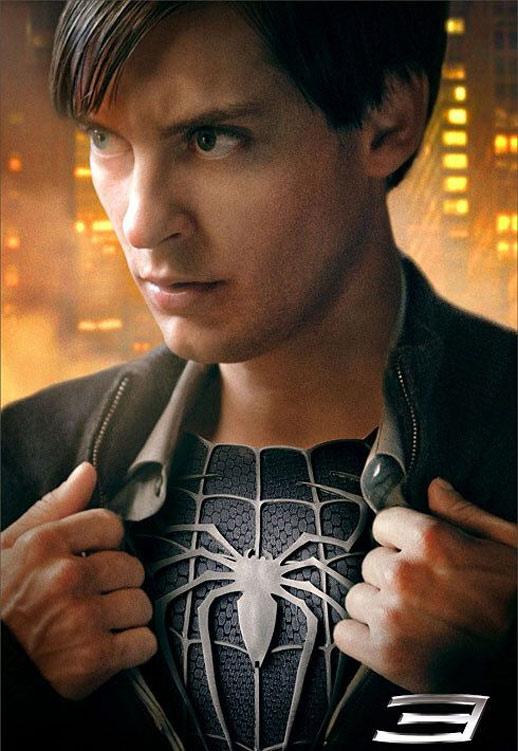 Spider-Man 3 Poster #3