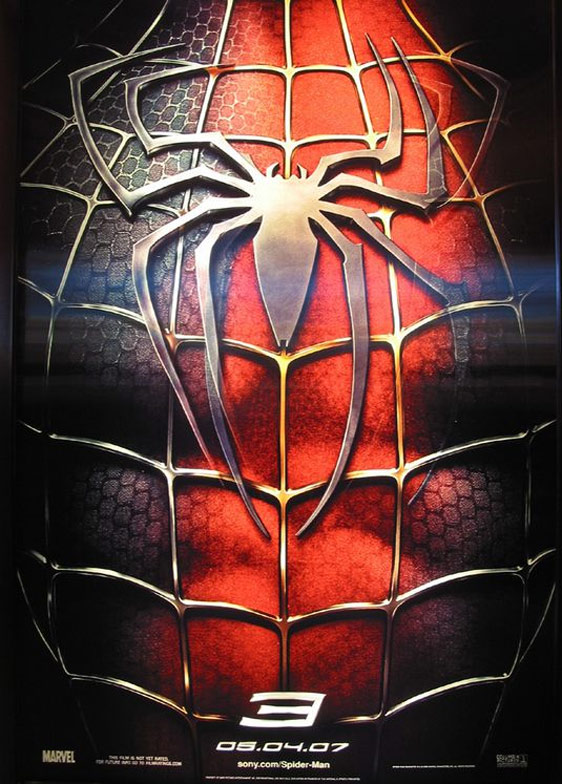 Spider-Man 3 Poster #5