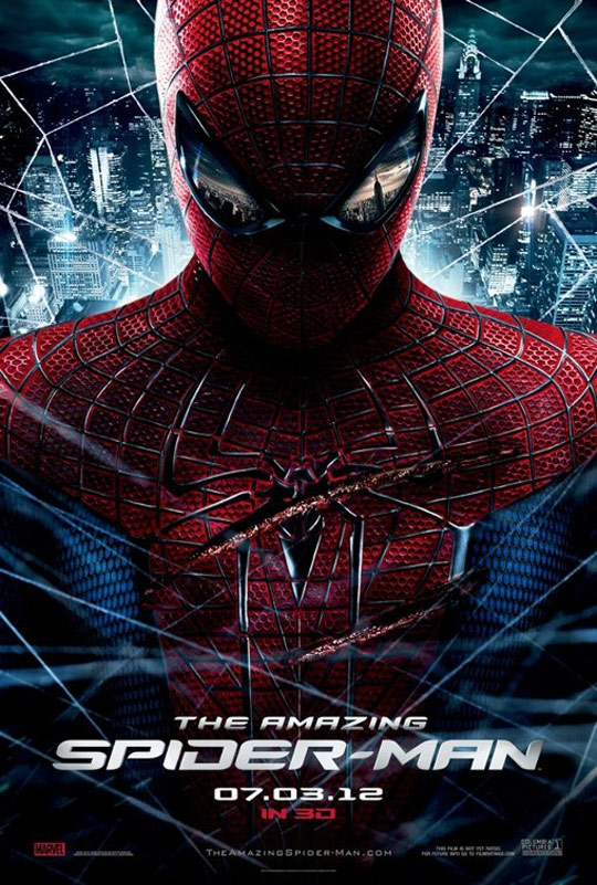 The Amazing Spider-Man Poster #3