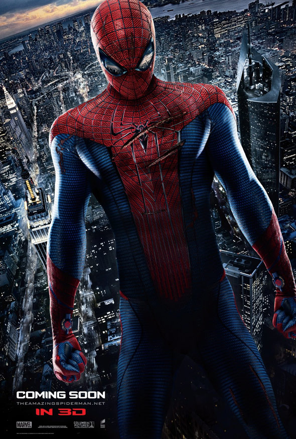 The Amazing Spider-Man Poster #5