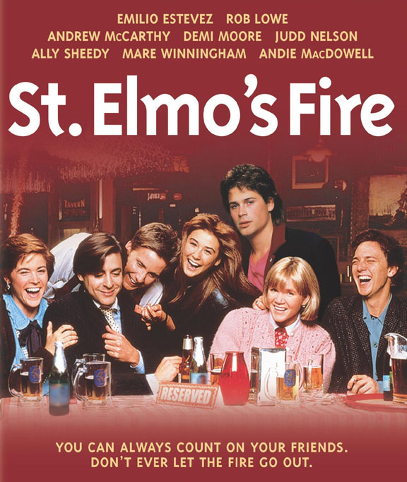 St. Elmo's Fire Poster #2