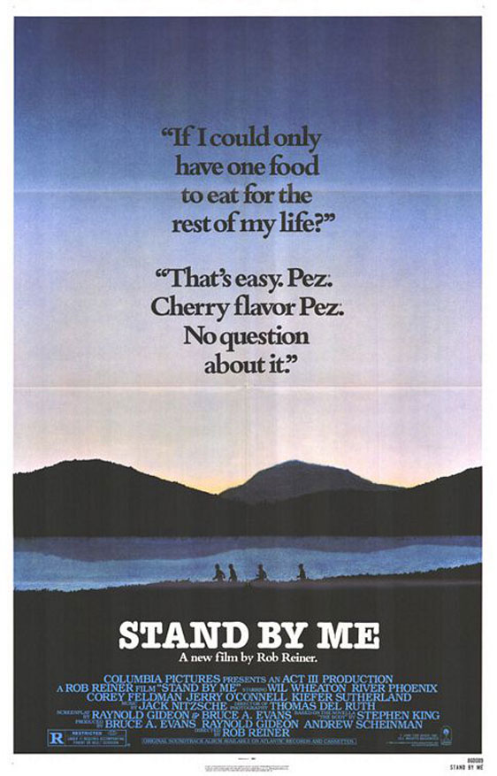 Stand By Me Poster #2