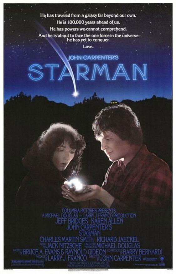 Starman Poster #2