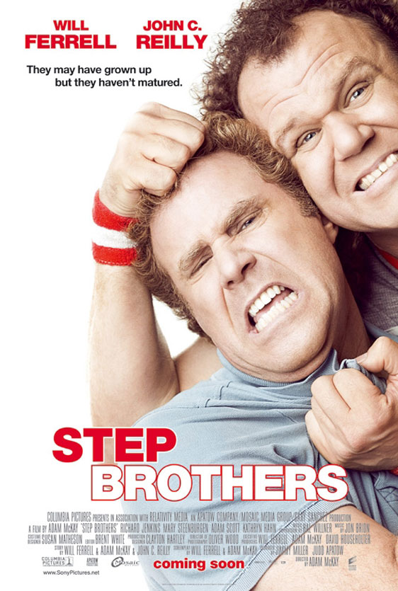 Step Brothers Poster #2