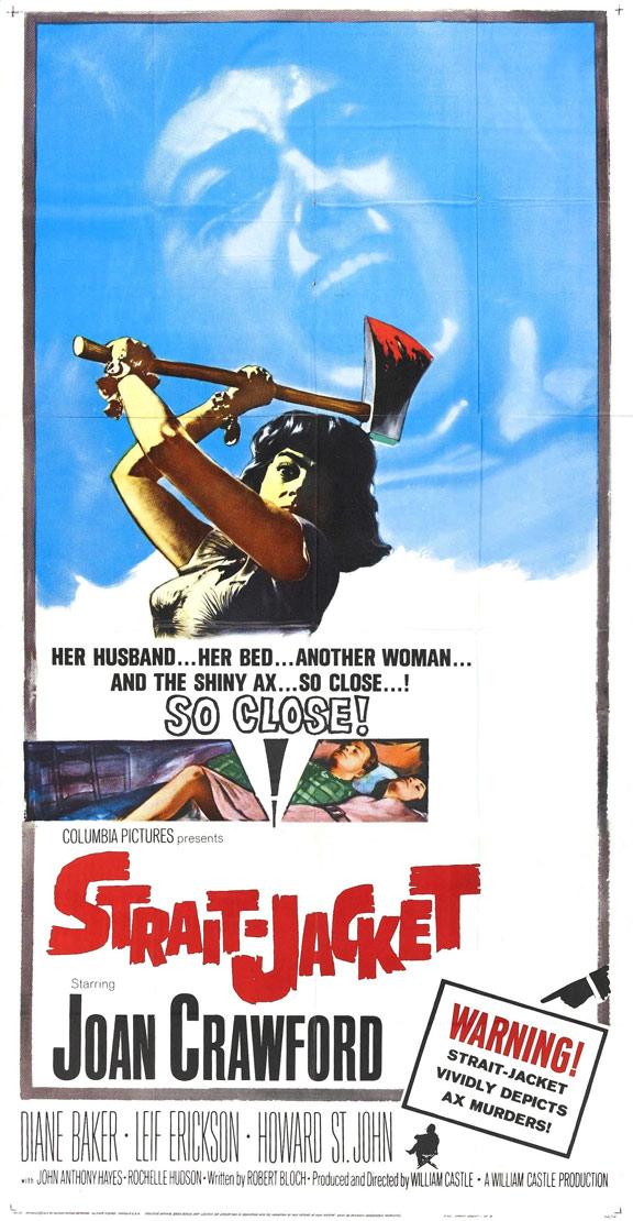 Strait-Jacket Poster #2
