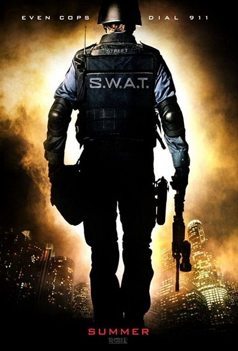 S.W.A.T. Poster #1