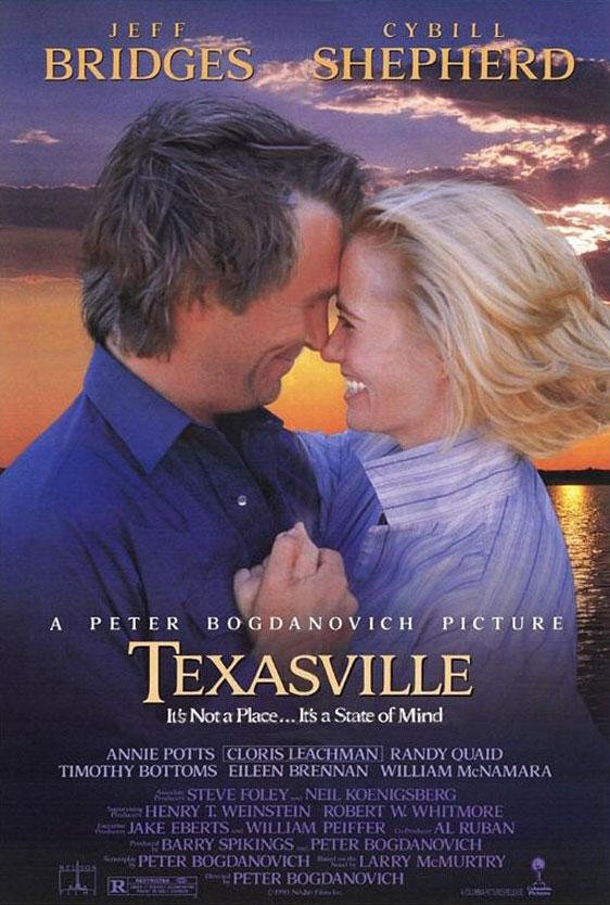 Texasville Poster
