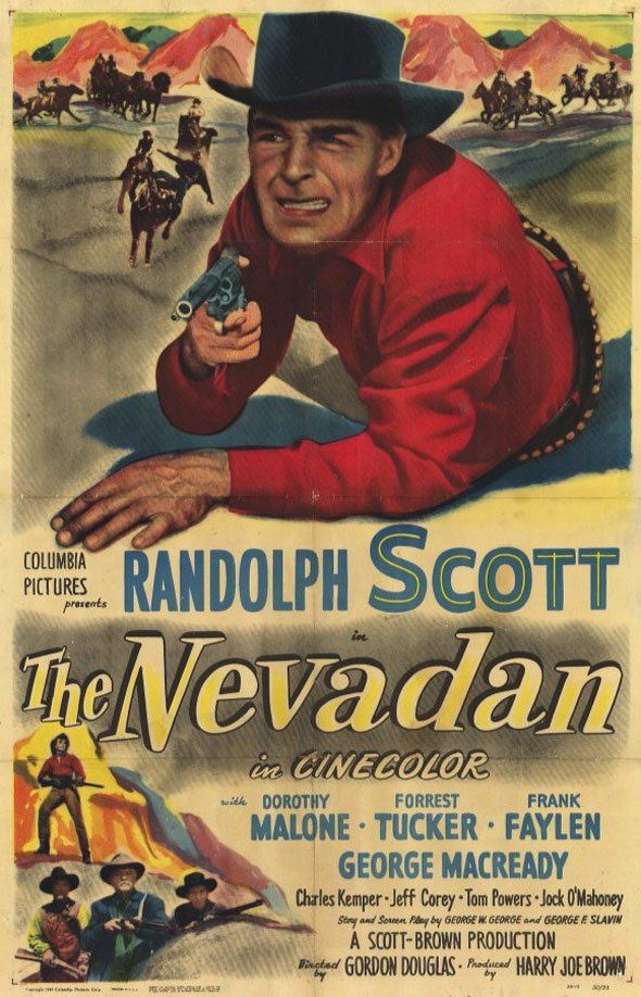 The Nevadan Poster