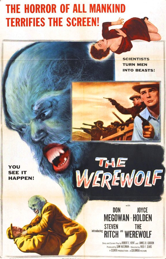 The Werewolf Poster