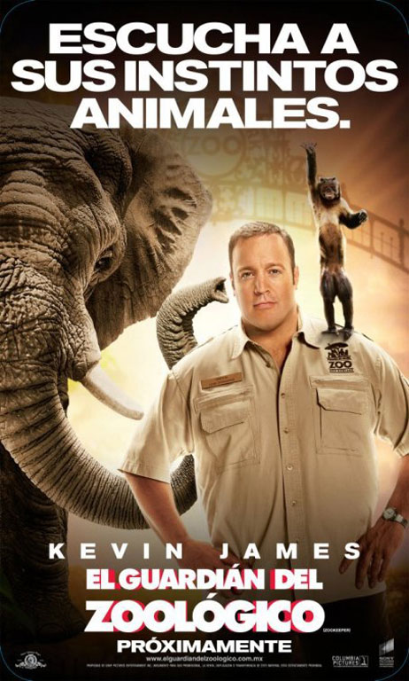 Zookeeper Poster #10
