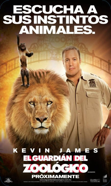 Zookeeper Poster #11