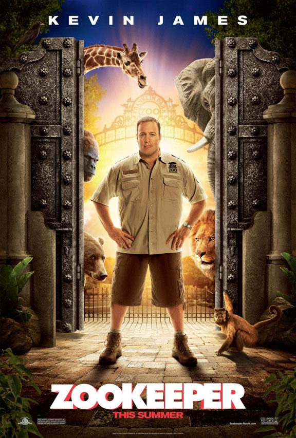 Zookeeper Poster #3