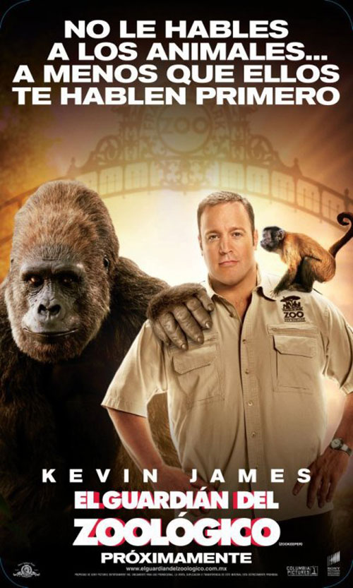 Zookeeper Poster #8