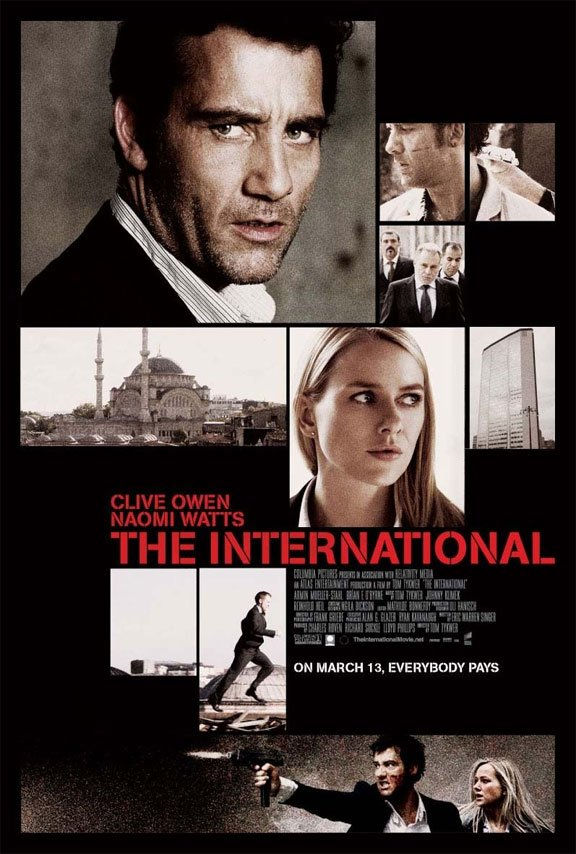 The International Poster #2