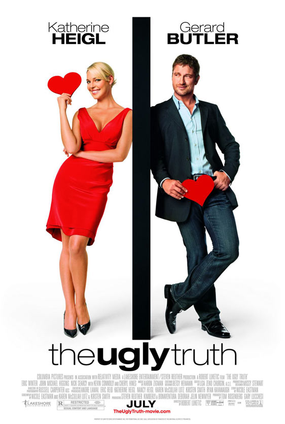 The Ugly Truth Poster #2