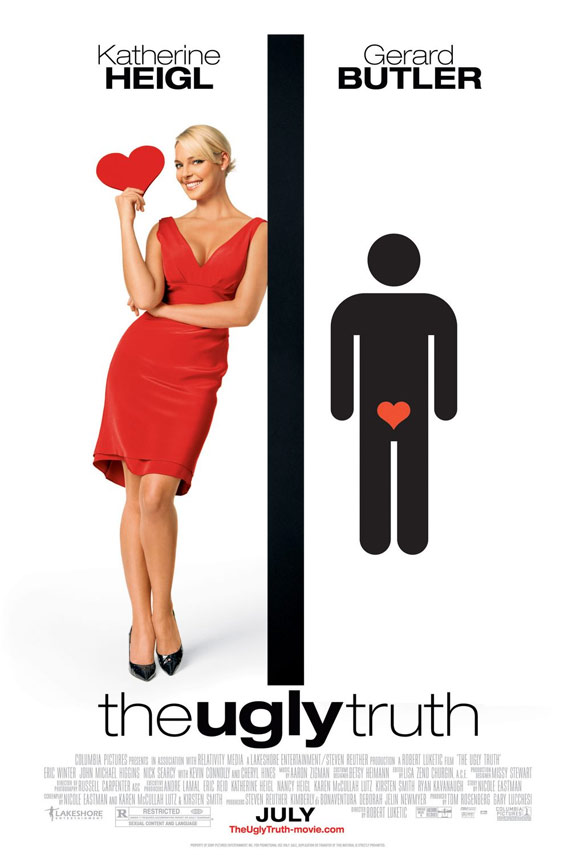 The Ugly Truth Poster #4