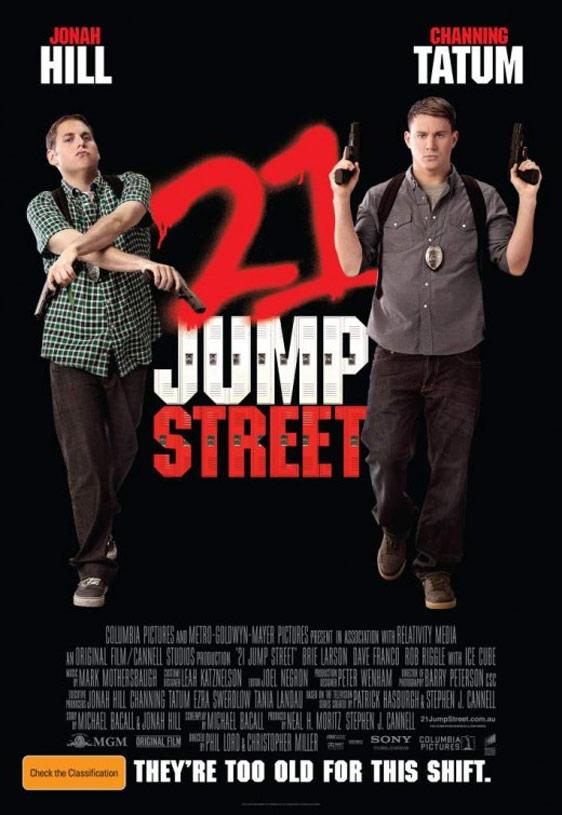 21 Jump Street Poster #2