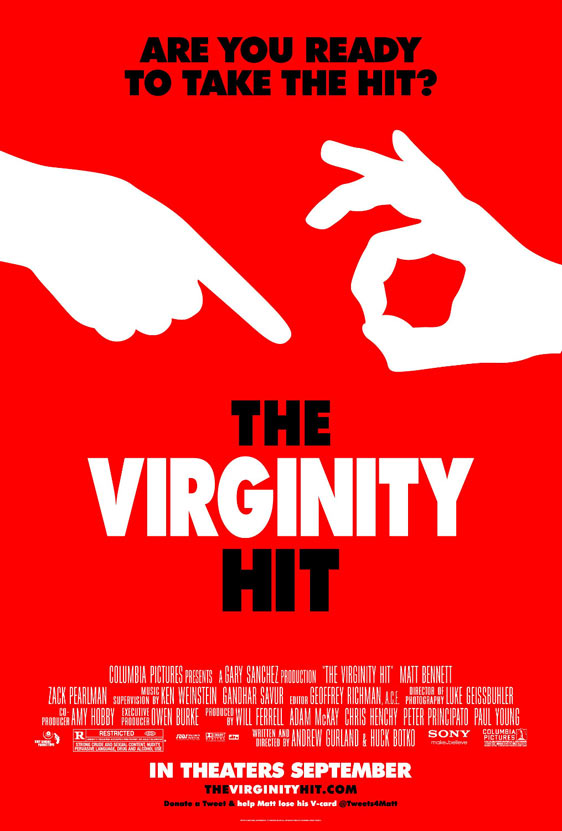 The Virginity Hit Poster #2