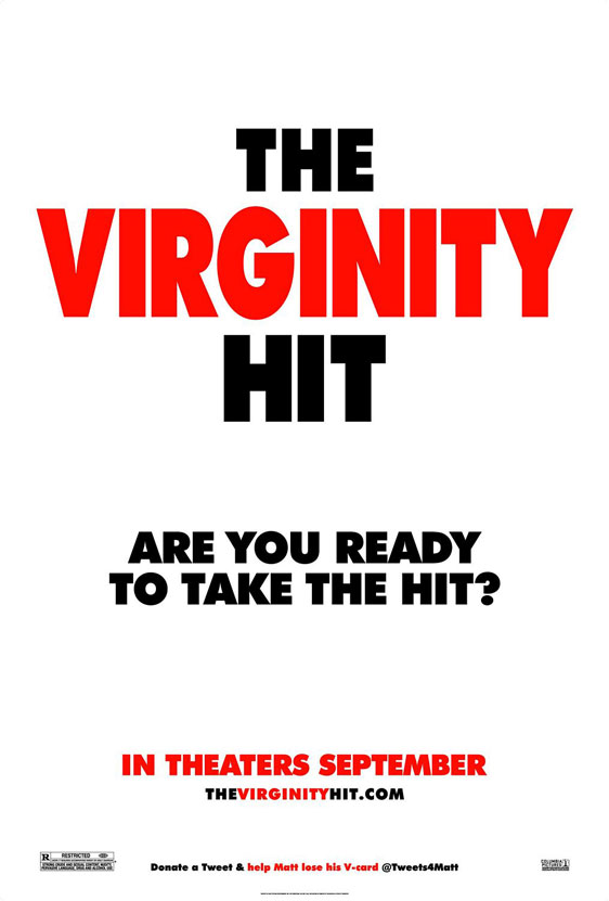 The Virginity Hit Poster