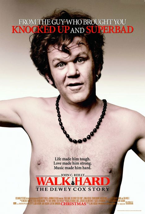 Walk Hard: The Dewey Cox Story Poster #1