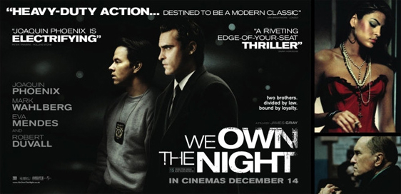We Own the Night Poster #3