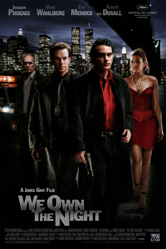 We Own the Night Poster #4
