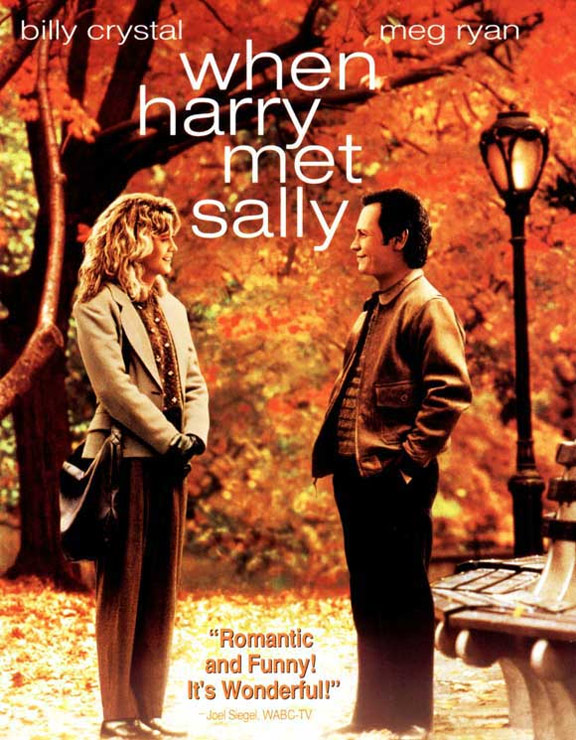 When Harry Met Sally... Poster #1