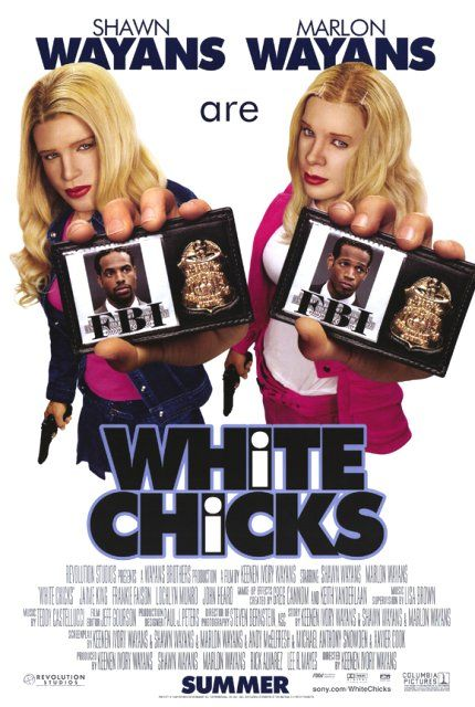 White Chicks Poster #1