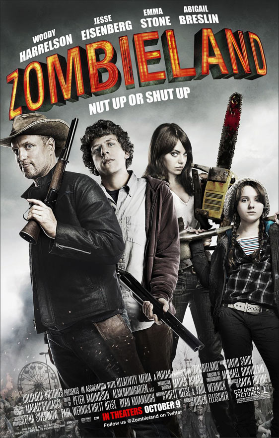 Zombieland Poster #2