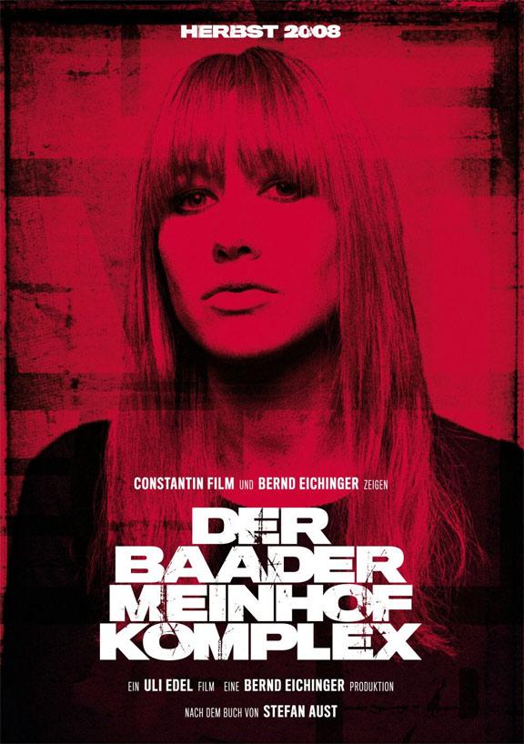 The Baader Meinhof Complex Poster #3