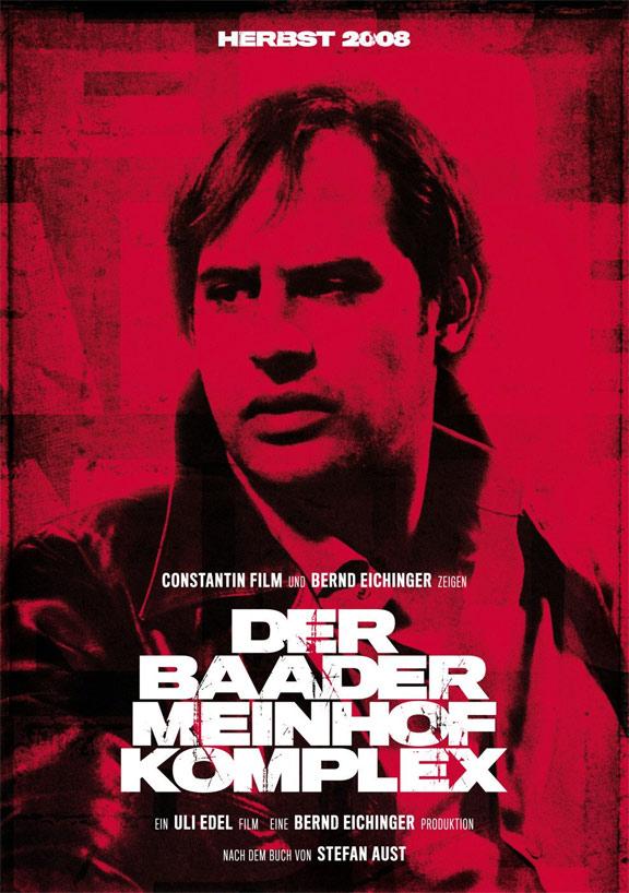 The Baader Meinhof Complex Poster #4