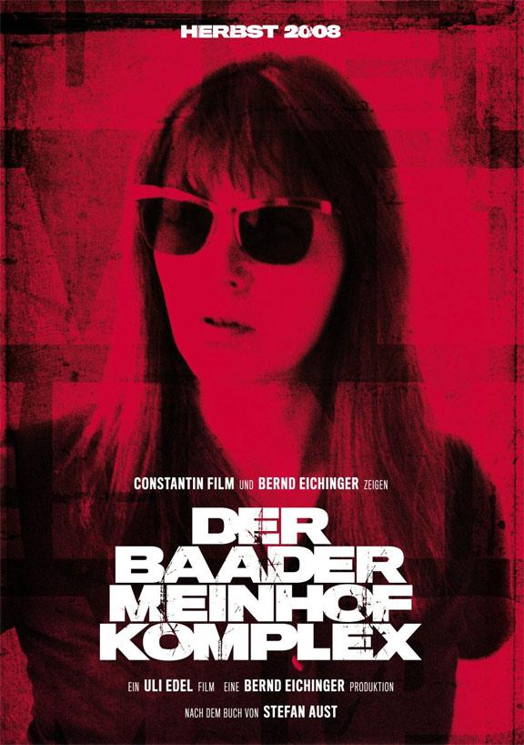 The Baader Meinhof Complex Poster #5