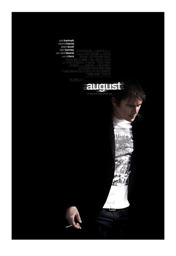 August Poster #2