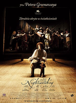 Nightwatching Poster