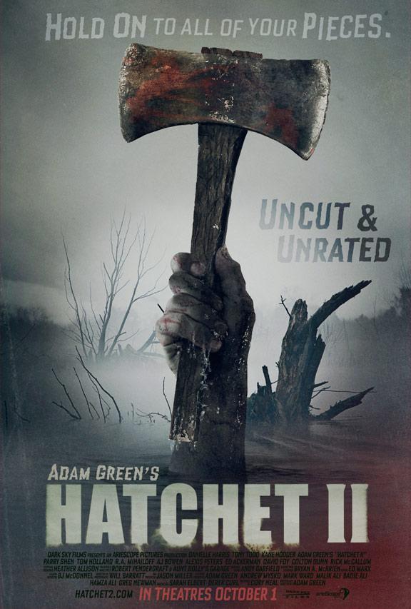 Hatchet 2 Poster #2