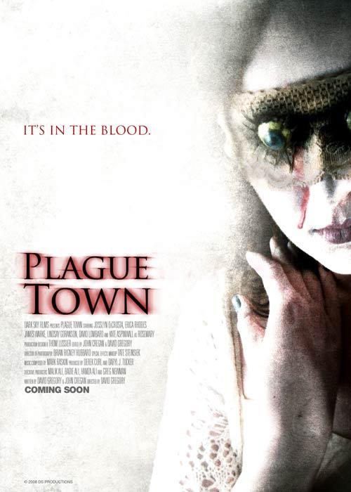 Plague Town Poster #1