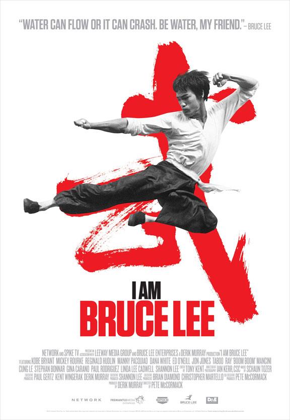 I Am Bruce Lee Poster