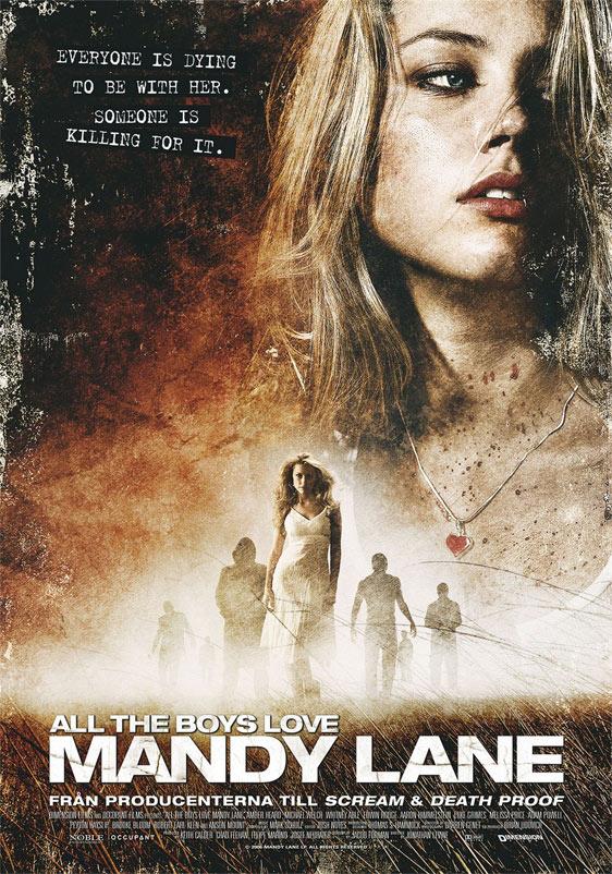 All the Boys Love Mandy Lane Poster #2