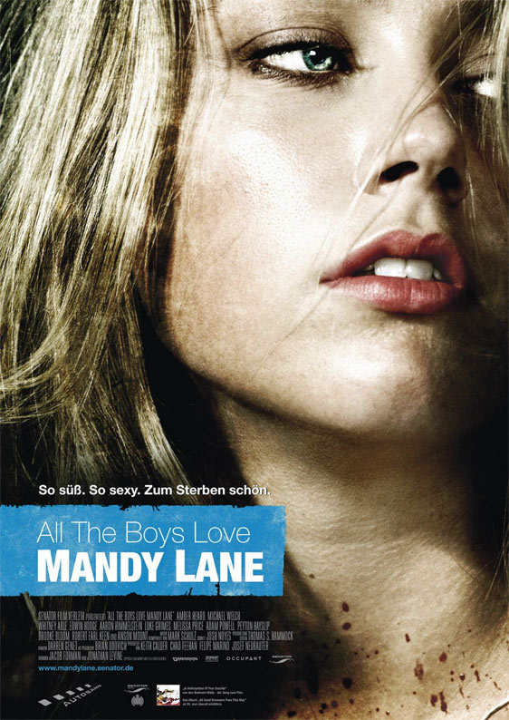 All the Boys Love Mandy Lane Poster #3